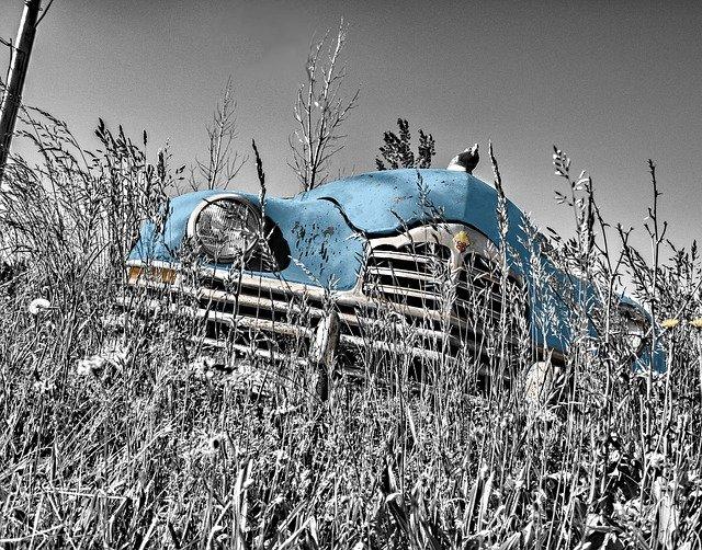 מכונית לפירוק